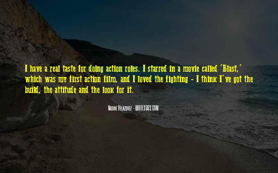 I've Got Attitude Quotes #236863