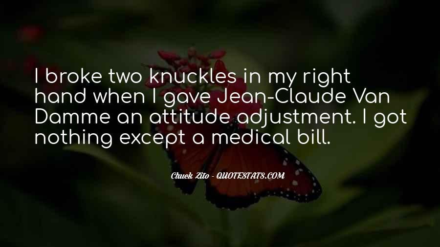 I've Got Attitude Quotes #33454