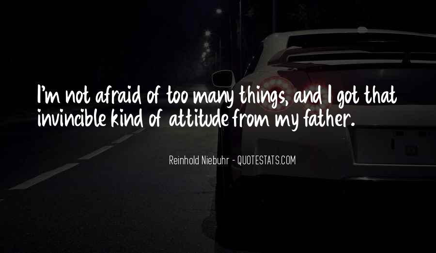 I've Got Attitude Quotes #597236
