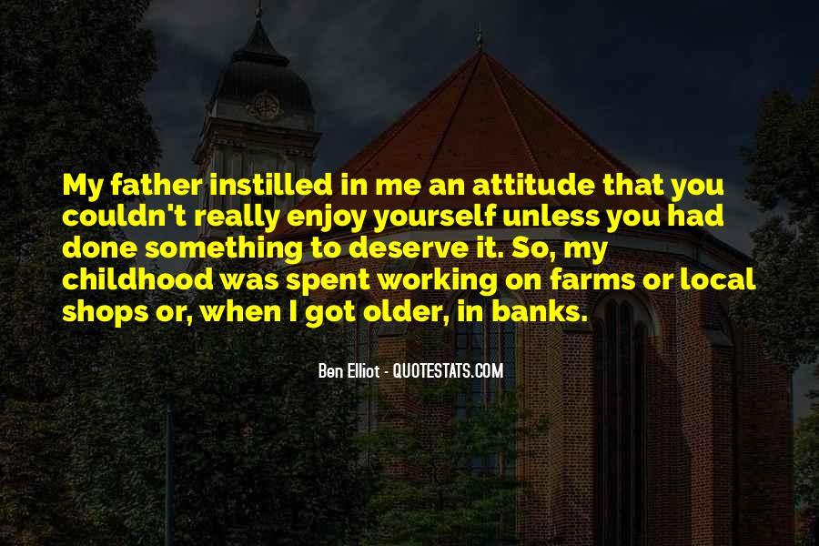 I've Got Attitude Quotes #629549