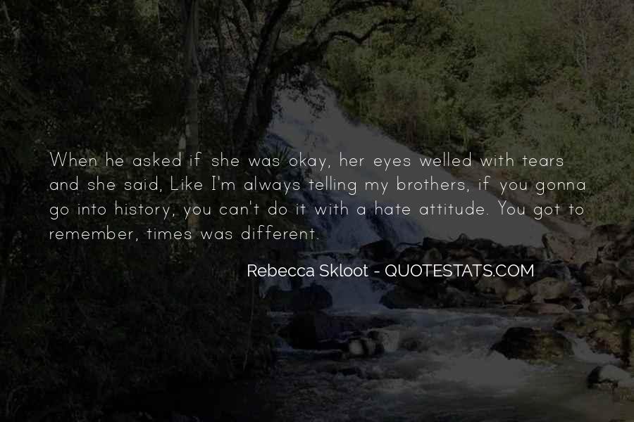 I've Got Attitude Quotes #676322