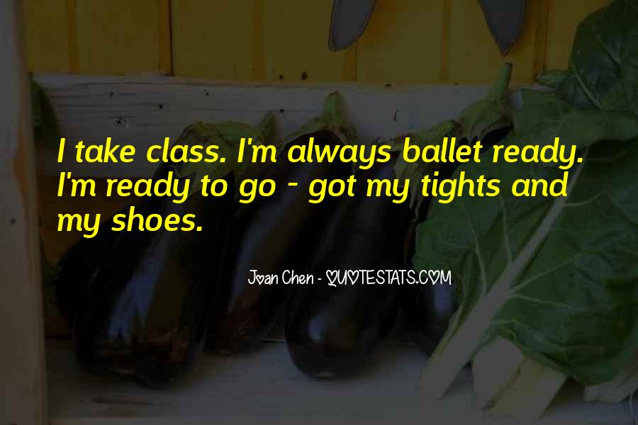 I've Got Class Quotes #226809