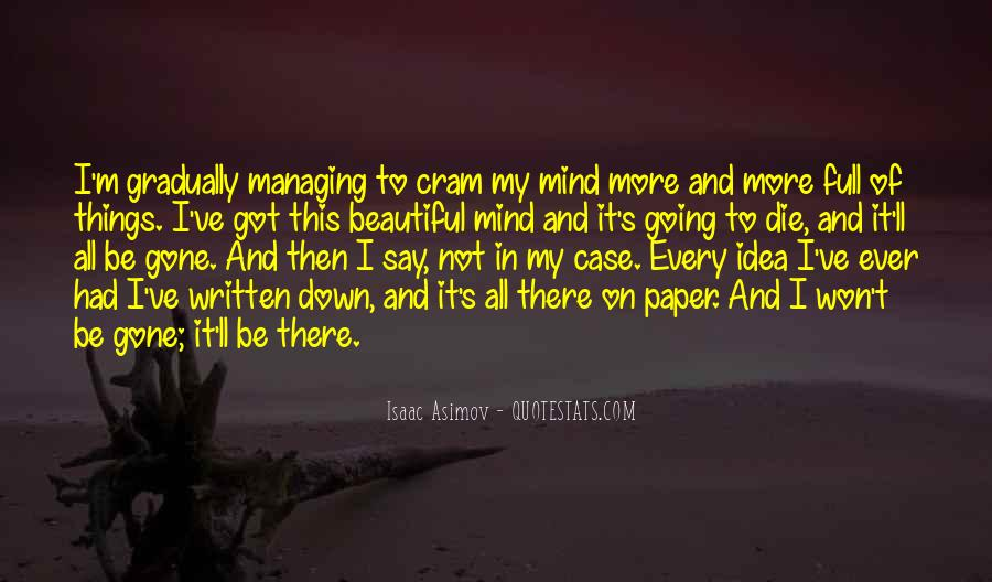 I've Got This Quotes #31130