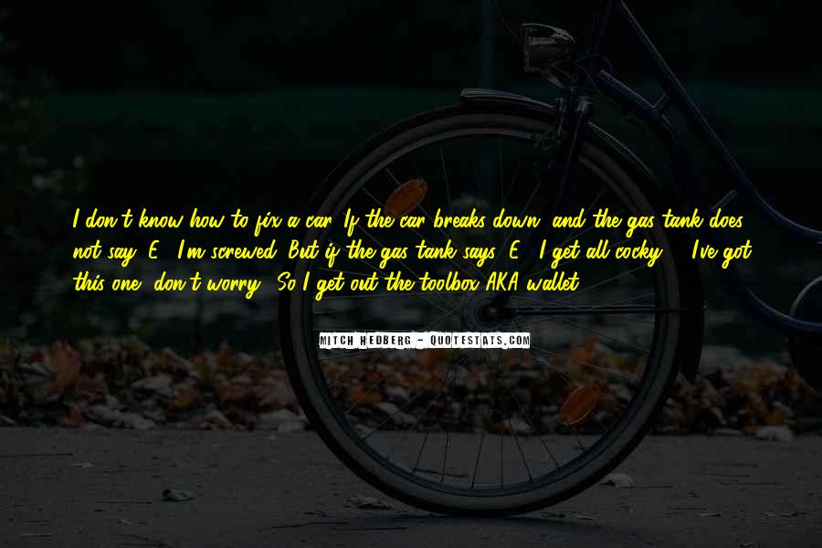 I've Got This Quotes #45986