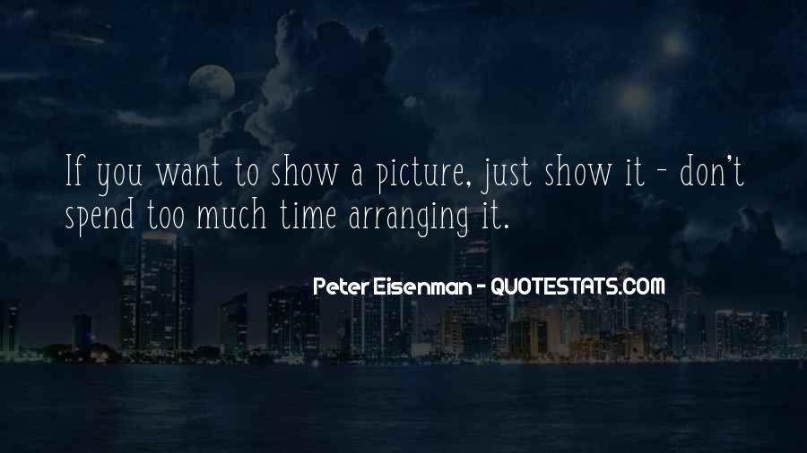 I've Had Enough Picture Quotes #21994