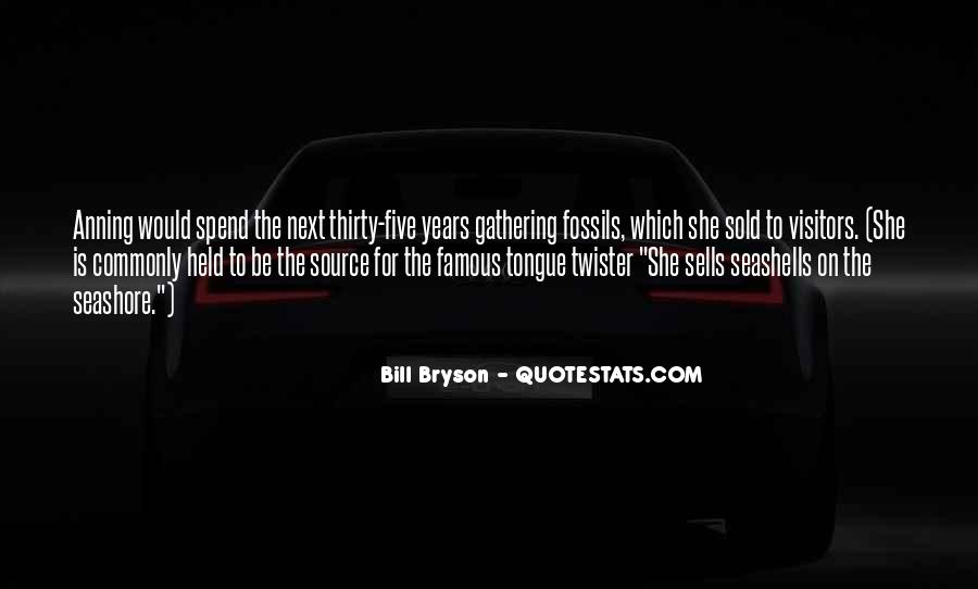 Quotes About Famous Thirty #1068981