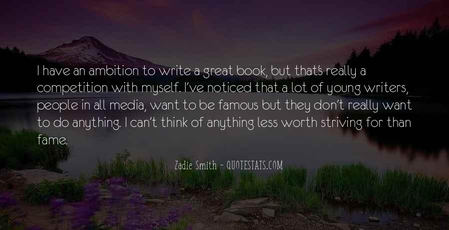 Quotes About Famous Thirty #12979