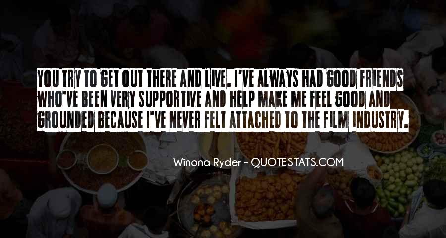 I've Never Had Quotes #158747
