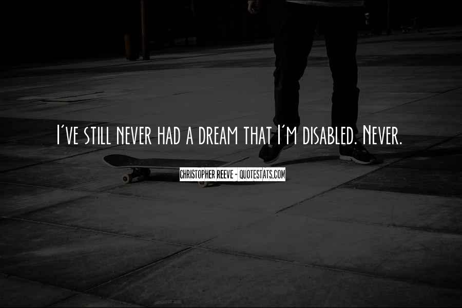 I've Never Had Quotes #161087