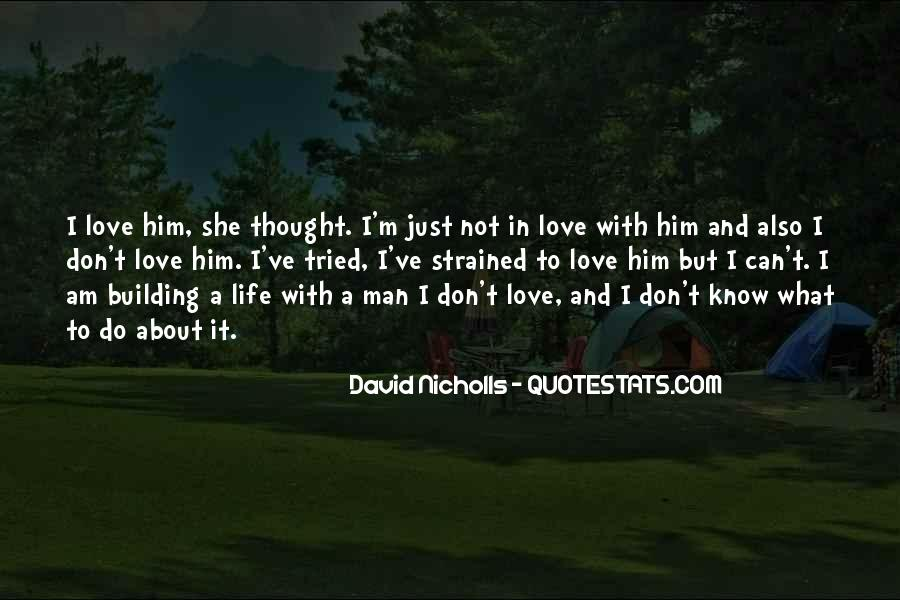 I've Tried Love Quotes #1117819