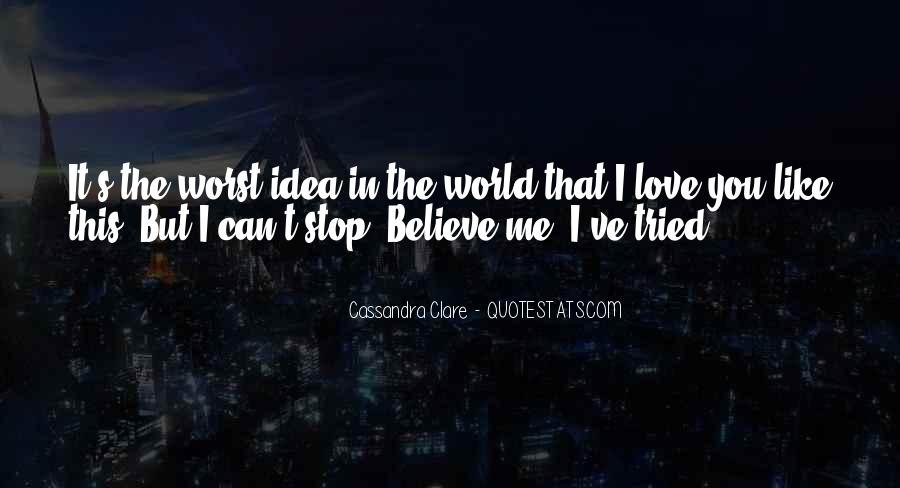I've Tried Love Quotes #1410699