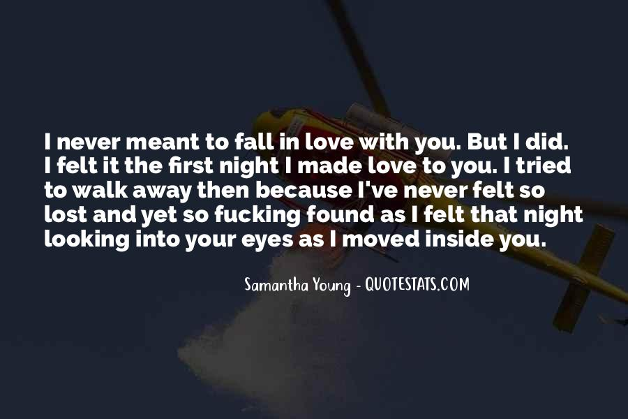 I've Tried Love Quotes #1545325