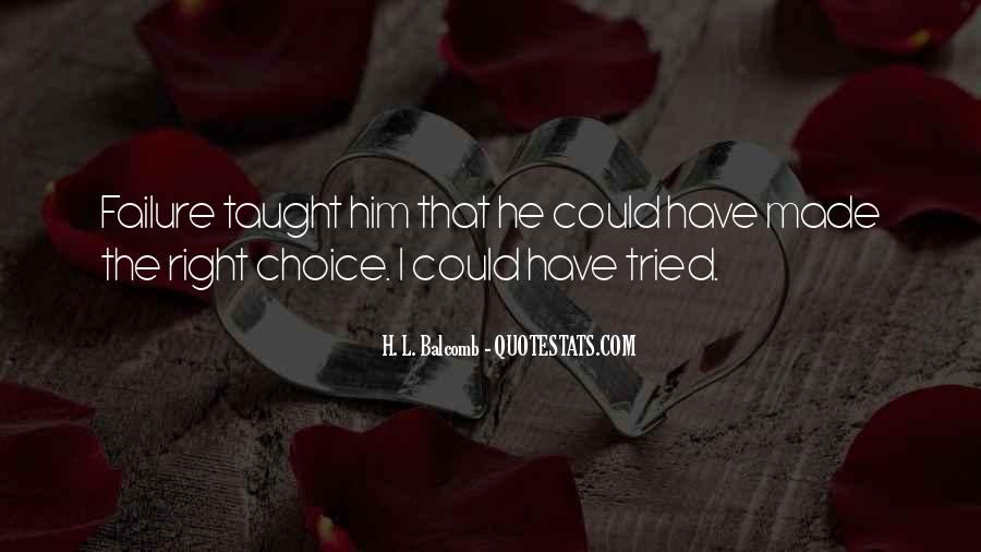I've Tried Love Quotes #158967
