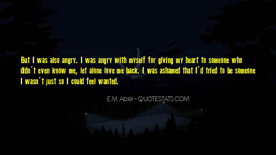 I've Tried Love Quotes #171530