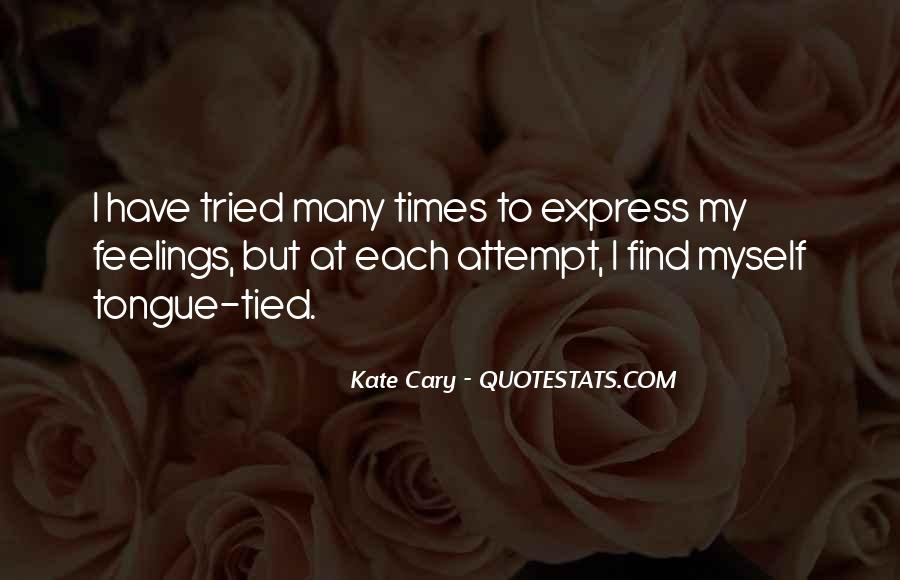 I've Tried Love Quotes #175065