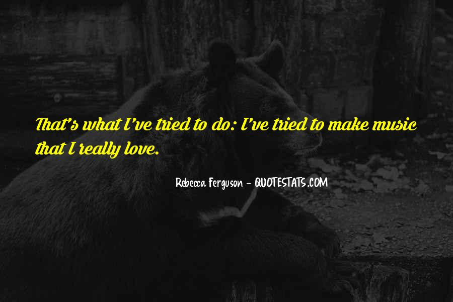 I've Tried Love Quotes #1782134