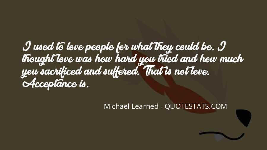 I've Tried Love Quotes #194797