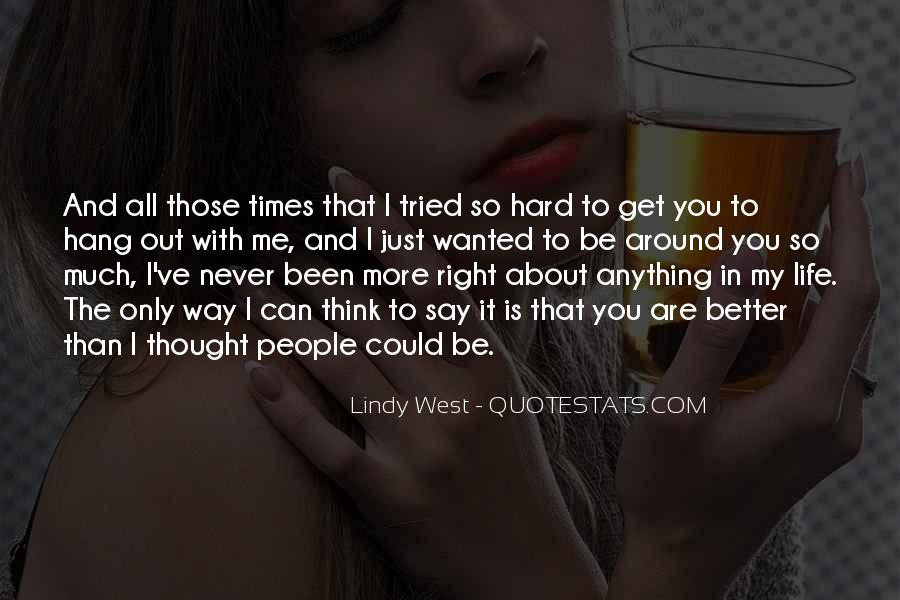I've Tried Love Quotes #995027