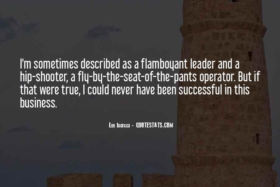 Iacocca Quotes #101604