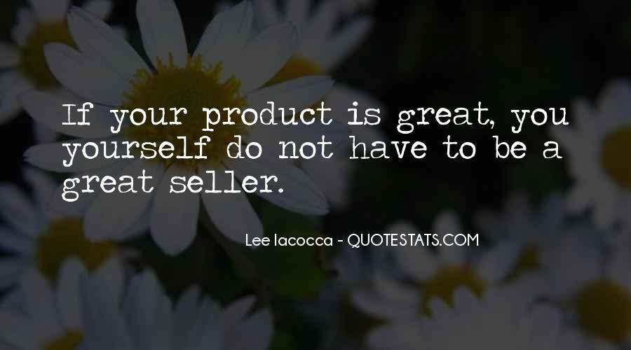 Iacocca Quotes #1112484