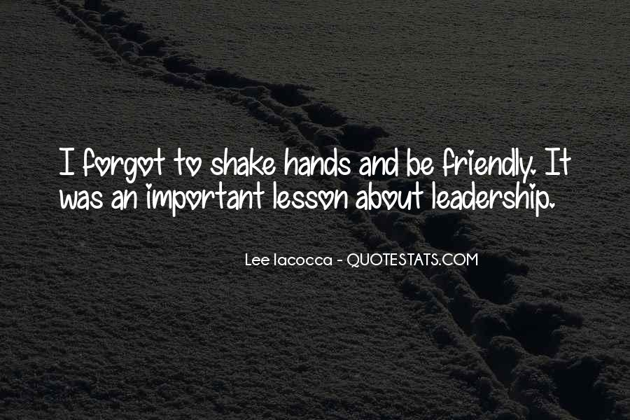 Iacocca Quotes #1436708