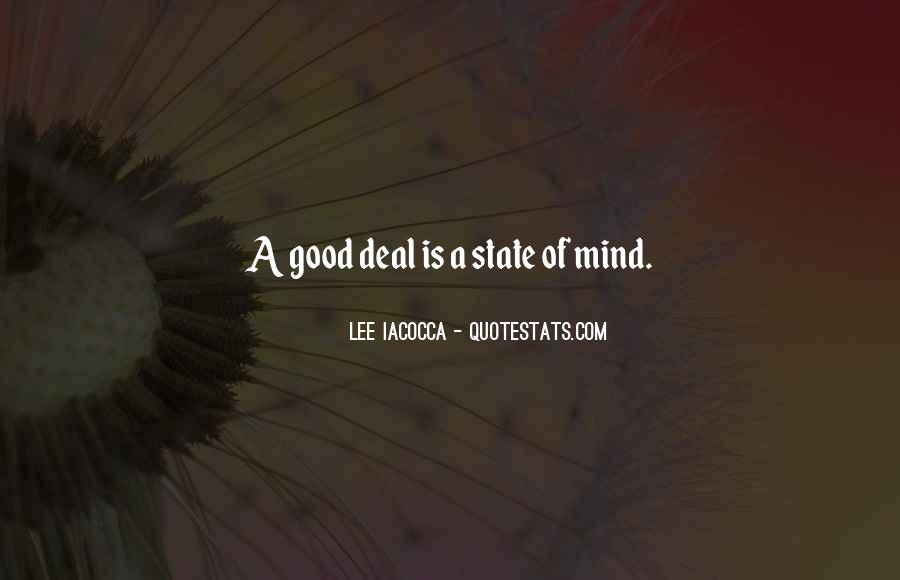 Iacocca Quotes #426770