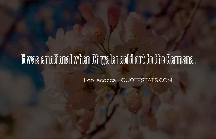 Iacocca Quotes #779598