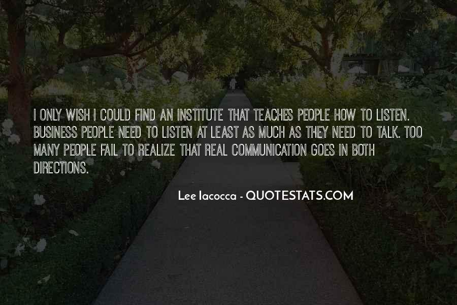Iacocca Quotes #895706