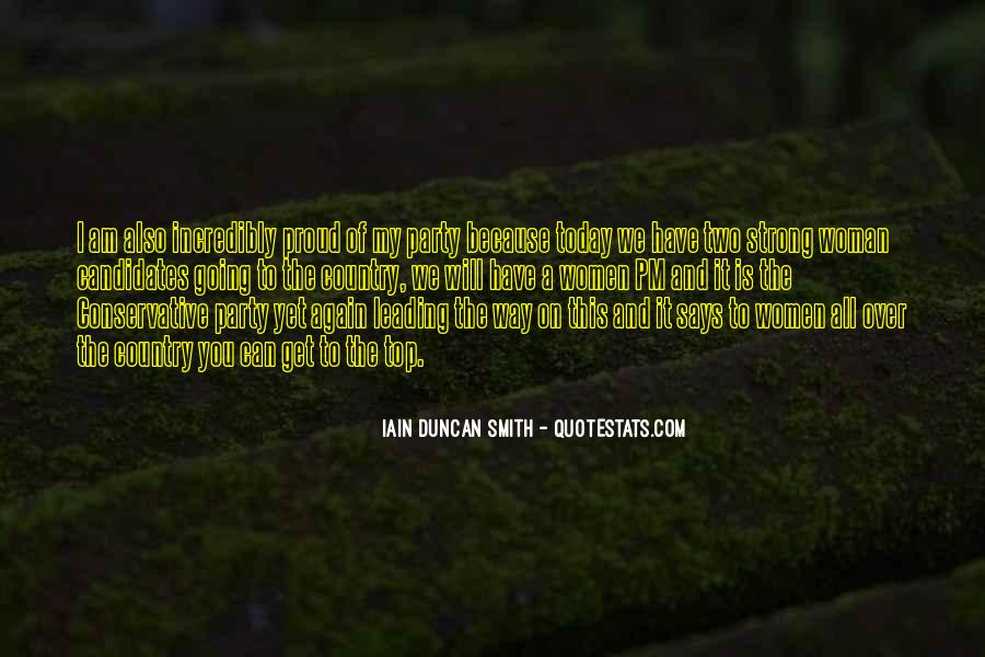 Iain Duncan Quotes #1855955