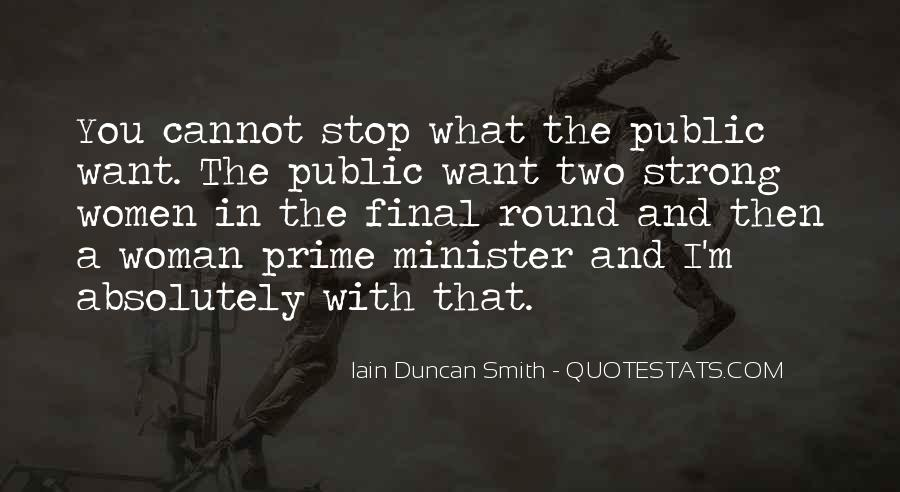 Iain Duncan Quotes #800428