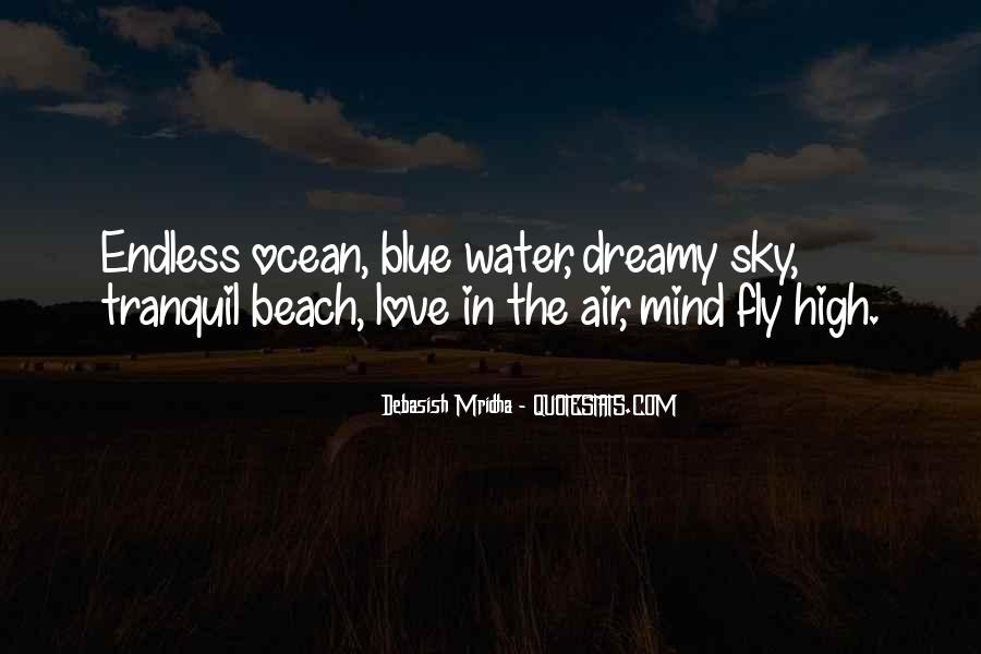 Quotes About The Beach Summer #878986