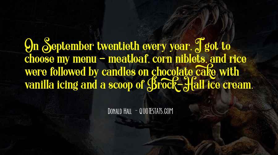 Ice Cream Scoop Quotes #1303391