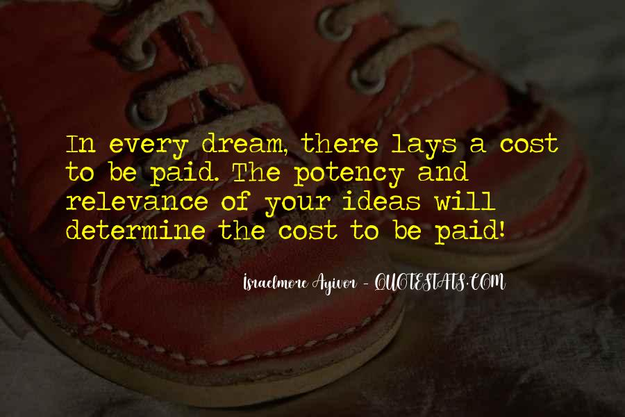 Ideas For Quotes #34024