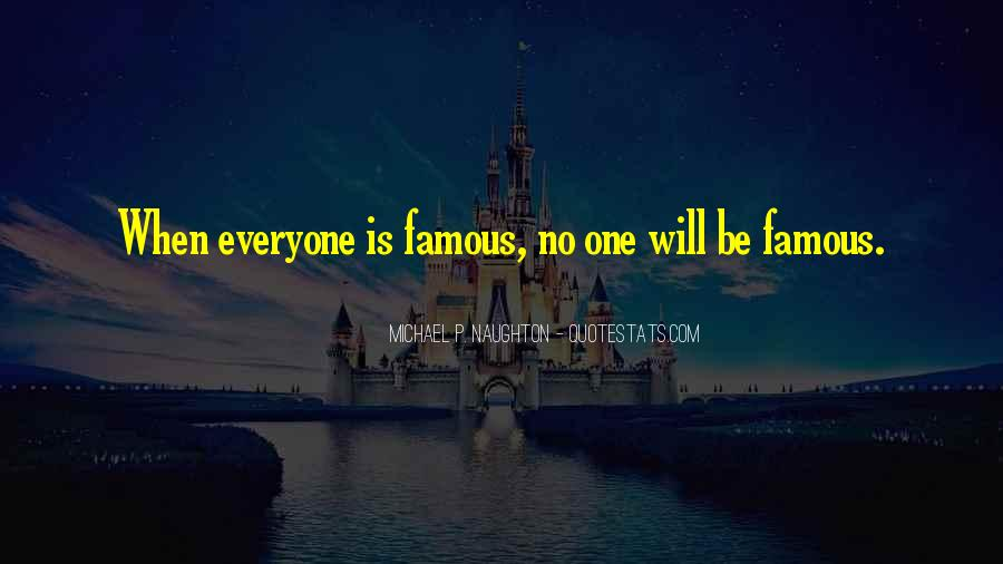 Quotes About Famous Superficiality #1536583