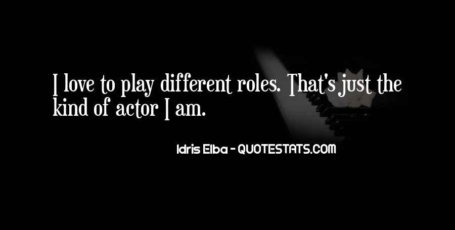 Idris Quotes #128285