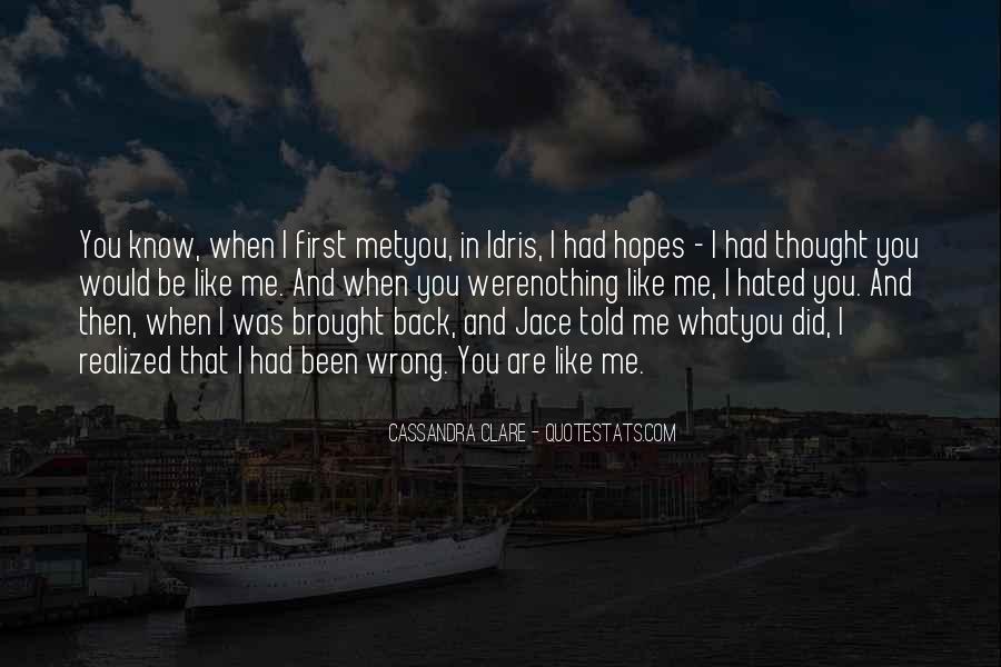 Idris Quotes #1389449