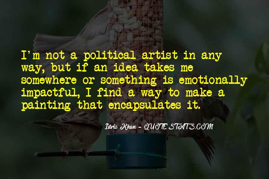 Idris Quotes #732784
