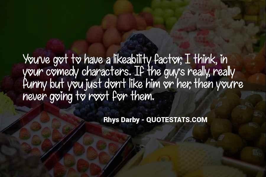 If A Guy Really Like You Quotes #1076058