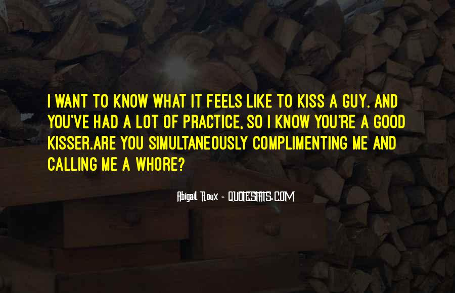 If A Guy Really Like You Quotes #9829