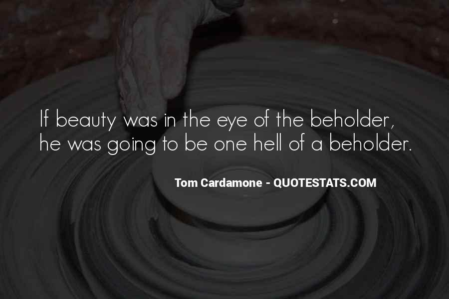 If Beauty Was Quotes #1534640