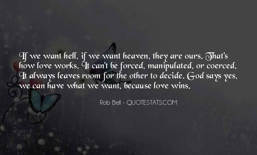 If God Says Yes Quotes #1316477