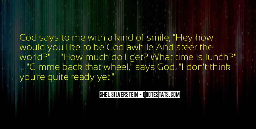 If God Says Yes Quotes #6776