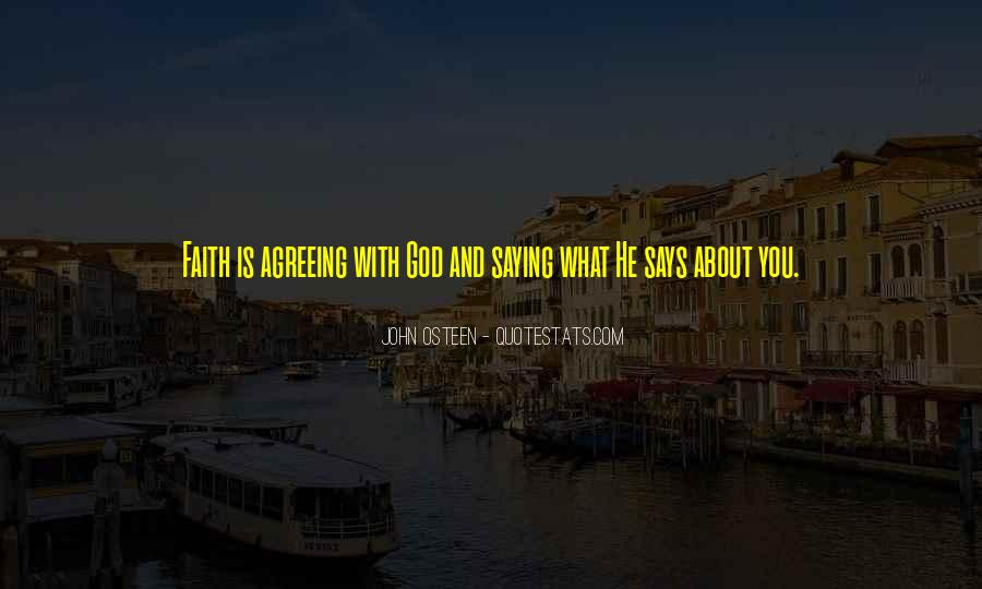 If God Says Yes Quotes #77592