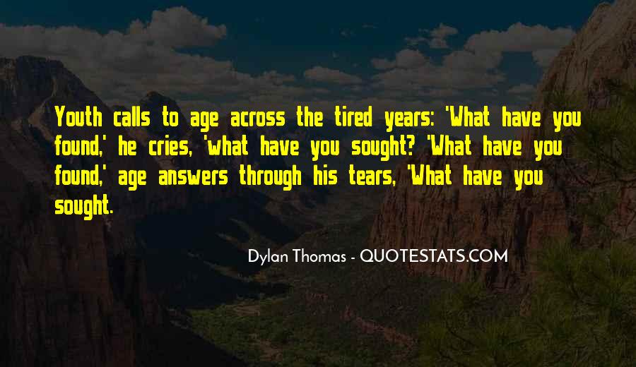 If He Cries For You Quotes #61540