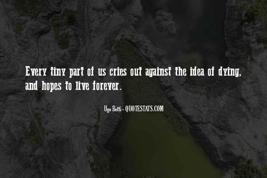 If He Cries For You Quotes #70437
