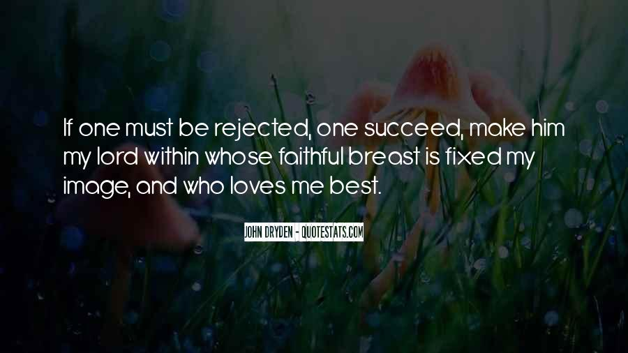 If He Loves You He Will Quotes #11356