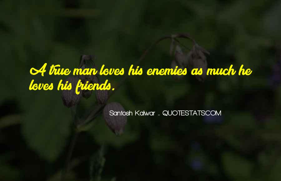 If He Loves You He Will Quotes #4447