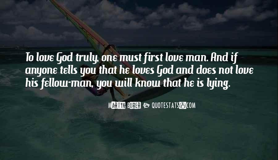 If He Loves You He Will Quotes #984734