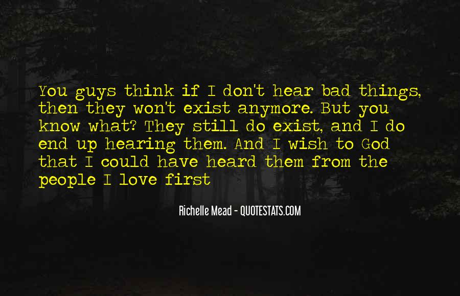 If I Could Love You Quotes #182169