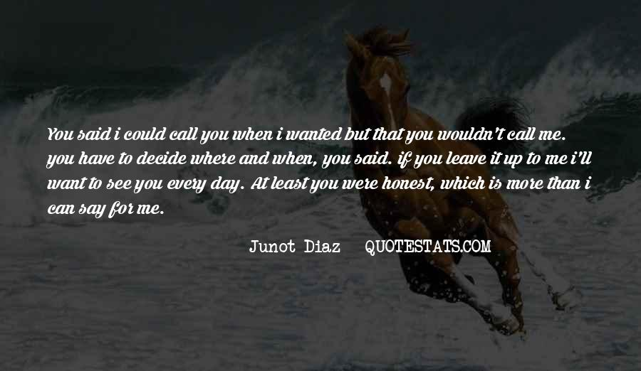 If I Could Love You Quotes #444804